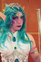 Tyrande Whisperwind cosplay by Lucy (2) by LucyWindrunner