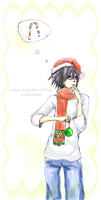 Have a merry little christmas by L-I-A-R
