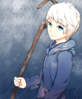 Jack Frost by Cylniette