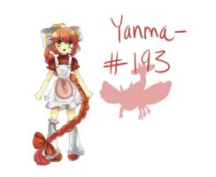 GINJIKAS 6: Yanma by dreampaw