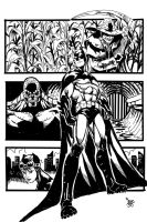 Batman practice by RodneyCJacobsen