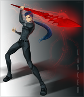 Fate Stay Night. Lancer - 2 by KeyHof