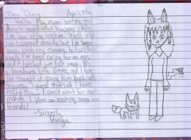 Panya's Diary {Entry 1} by Willowkit17