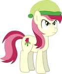 dan543 Collab: Festive Roseluck is upset by DJDavid98