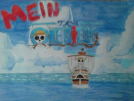 One Piece- Mein One Piece Titel Bild by Reighly