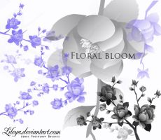 Floral Bloom by Lileya