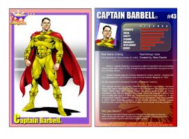 SANLAHI: CAPTAIN BARBELL by PinoySuperheroes