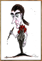 Caricature by Jacob-R-Goulden