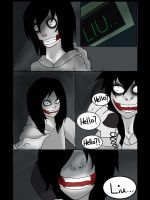 Jeff vs Jane The Killer page 26 by Helen-RubiTH
