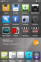 February iPhone Screenshot by Geordie-Boyo