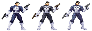 Punisher by NicotineFist1805
