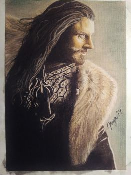 Thorin Oakenshield by reacool