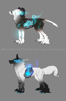 |Wolf adoptables| CLOSED by Rykhers
