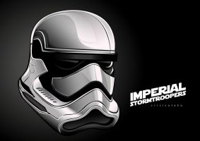 The 2015 Imperial Stormtroopers Helmet by yourcris