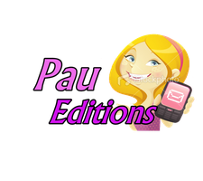 Texto PNG Pau Editions by Melody478