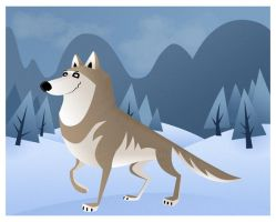 Wolf by carny87