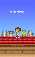 Vanness and the Gang. by ashrel