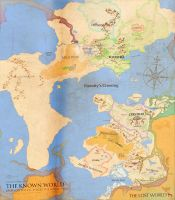 Where the world ends: Draft 4 by vikonaut
