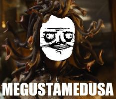 Megusta Medusa by SpiketheKlown