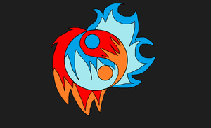 Fire and Ice by darkness846