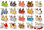 CHEAP Bun Blob Adopt Batch CLOSED by Contract-Bound