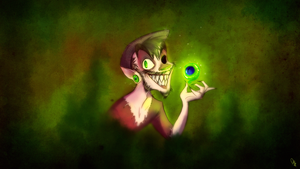 Antisepticeye by ScribbleNetty