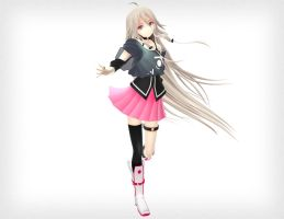 [MMD] THE BEAUTIFUL IA. by sailor-rice