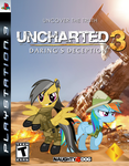 Uncharted 3 : Daring's Deception by thelilpallywhocould