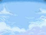 Cloud drawing by KawaiiAngel23