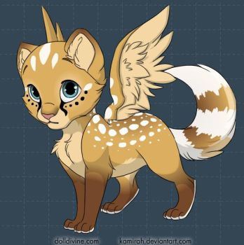Fawn by angel223456
