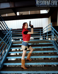 Lost City Memories-RE: DC Claire Redfield Cosplay by Hamm-Sammich
