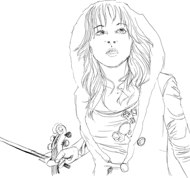 Lindsey Stirling by Anisette-Star