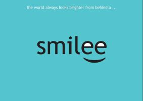 smilee typography by pamass