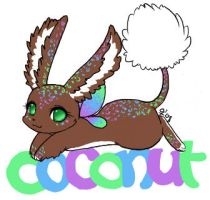Coconut feral by LittleMacarons