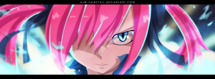 FairyTail 476 | Sherria by AJM-FairyTail