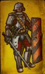 Condotteri Knight by GeneralVyse