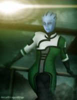 Dr Liara T'Soni by Metal-Potato-Alex