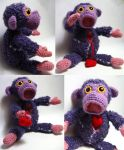 Lab Monkey by andricongirl