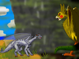 Book Scene from: Dragon Rider by Dragonmaker990