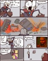 The Witcher 3, doodles 11 by Ayej