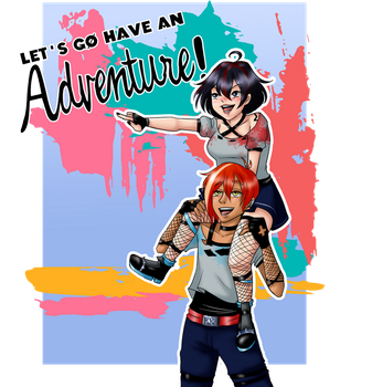 MRA - What time is it? ADVENTURE TIME! by kissingcyanide