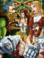 Motu : Future Imperfect chap 8 by Killersha