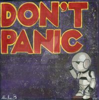 Don't Panic by hatoola13