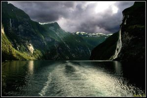 Norge 120 by shelphur