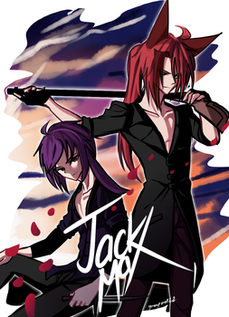 Jack and Max 5 by Greyowl22