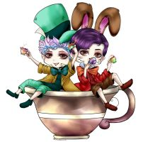 Zico Hatter P.O Hare by LALASOSU2