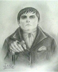 Barnabas Pencil by 1MoreDragon
