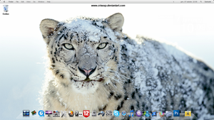 My Desktop of January 2012 V2 - Win7 by CrisEXP