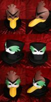 Farfetch'd Masquerade Entry by merlinemrys