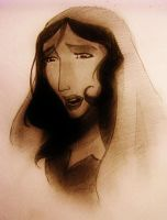 Prince of Egypt's mother by Trisiphone